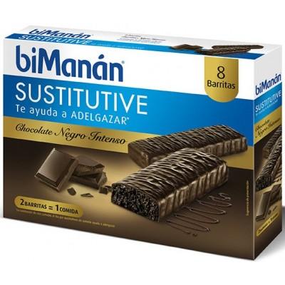 comprar Bimanan BIMANAN CHOCOLATE INTENSO BARRITAS 8 U.