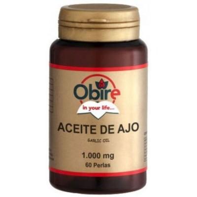comprar OBIRE OBIRE ACEITE DE AJO 60 PERLAS 1000 MG