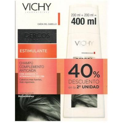 comprar Vichy VICHY DERCOS DUPLO CHAMPU ANTICAIDA ESTIMULANTE