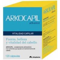 ARKOCAPIL ADVANCE 120 CAPSULAS CABELLO ARKOPHARMA