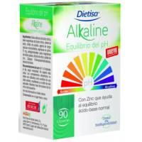 comprar DIETISA DESACTIVADO ALKALINE 90 CAPSULAS PH