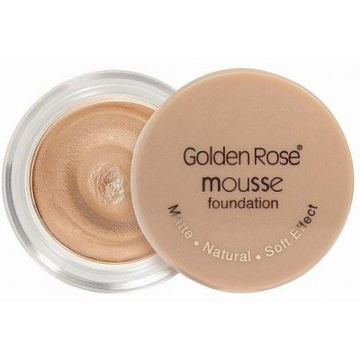 comprar Golden-Rose-Planet MAQUILLAJE MOUSSE FOUNDATION