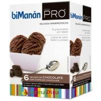 comprar Bimanan BIMANAN PRO HELADO DE CHOCOLATE 6U