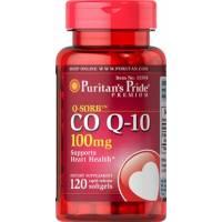 COENZIMA Q10 120 Caps 100 mg (COENZYMA) PURITAN