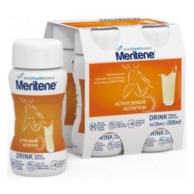 comprar MERITENE MERITENE DRINK (ACTIV) VAINILLA 4 U.