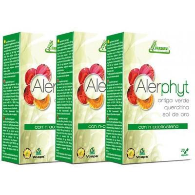 comprar Drasanvi PACK 2+1 30 CAPSULAS ALERPHYT DRASANVI