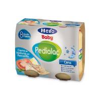 comprar Hero-Baby-Pedialac BIPACK CREMA DE VERDURAS CON