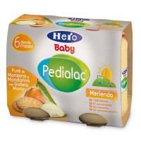 comprar Hero-Baby-Pedialac BIPACK MANZANA/MANDARINA CON