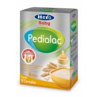 comprar Hero-Baby-Pedialac 8 CEREALES HERO BABY PEDIALAC - 500