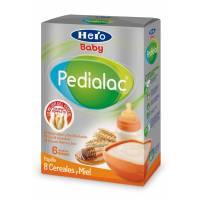 comprar Hero-Baby-Pedialac 8 CEREALES CON MIEL HERO BABY