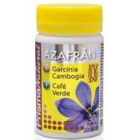 AZAFRAN PRISMA NATURAL + GARCINIA + CAFE VERDE 30 CAPSULAS