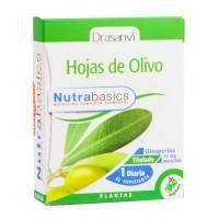 HOJA DE OLIVO NUTRABASICS - 30 CAPS. 350 MGS. DRASANVI