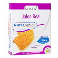 JALEA REAL NUTRABASICS - 24 PERLAS. 1000 MGS. DRASANVI