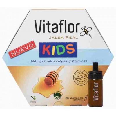 comprar Vitaflor VITAFLOR JALEA REAL KIDS 20 AMPOLLAS