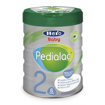 comprar Hero-Baby-Pedialac LECHE HERO BABY PEDIALAC 2 - 800 GRS.
