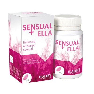 comprar ELADIET SENSUAL ELLA 60 CAPSULAS