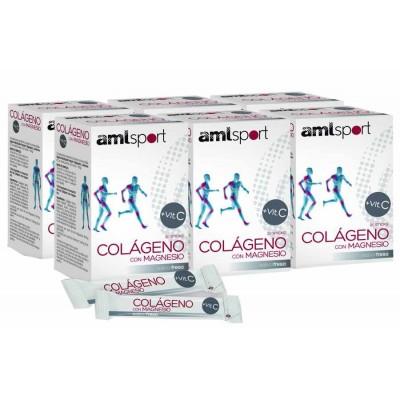 comprar AMLSPORT PACK 6U DE COLAGENO con MAGNESIO VIT C