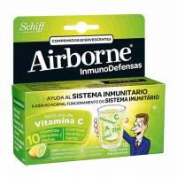 AIRBORNE INMUNODEFENSAS LIMA LIMON 10 UNIDS