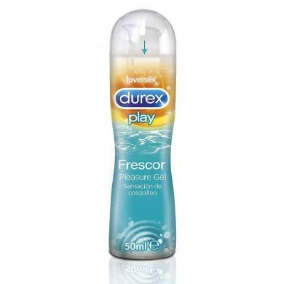 comprar DUREX LUBRICANTE DUREX PLAY FRESCOR 50 ML