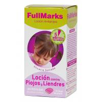 LOCION ANTIPIOJOS FULL MARKS SOLUTIONS100 ML