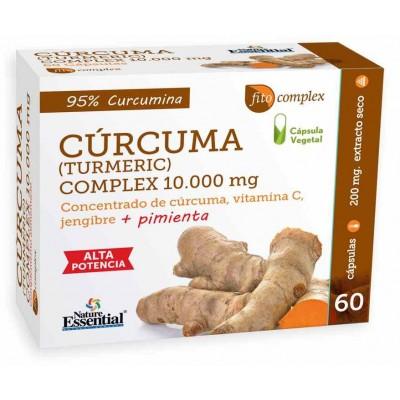 comprar Nature-Essential CURCUMA COMPLEX CON JENGIBRE Y