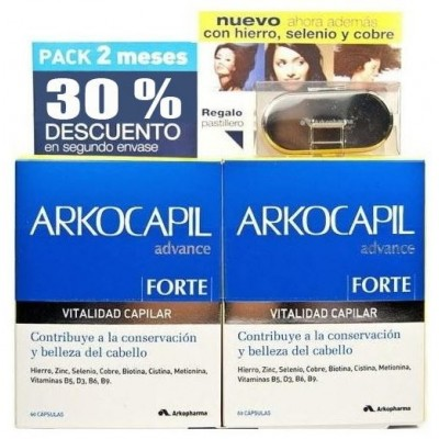 comprar Arkopharma ARKOCAPIL FORTE 120 CAPSULAS