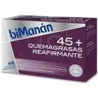 BIMANAN 45+ Q REAFIRMANTE 48 COMPRIMIDOS