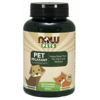 comprar NOW-FOODS RELAXANT 90 MASTICABLES GATOS Y PERROS NOW