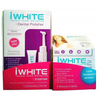 comprar IWHITE PACK DE TRATAMIENTO BLANQUEANTE IWHITE INTENSE