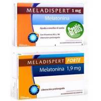 MELADISPERT MELATONINA FORTE 1.9 MG 60 comprimidos