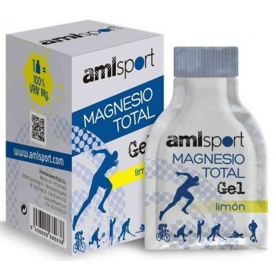 comprar AMLSPORT AMLSPORT MAGNESIO TOTAL GEL LIMON 12 SOBRES