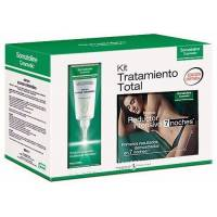 SOMATOLINE KIT TRATAMIENTO TOTAL REDUCTOR INTENSIVO 7 NOCHES 450 ml+ SERUM ZONAS REBELDES 100 ML