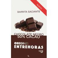 COMPRAR BARRITAS CHOCOLATE NEGRO OBEGRASS ENTREHORAS FIBRA 5 U.