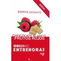COMPRAR BARRITAS DE CHOCOLATE BLANCO CON FRUTOS ROJOS  OBEGRASS ENTREHORAS FIBRA 5 U.