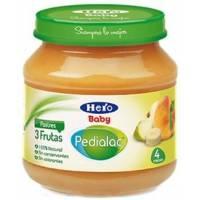 comprar Hero-Baby-Pedialac HERO BABY PEDIALAC POSTRE 3 FRUTAS
