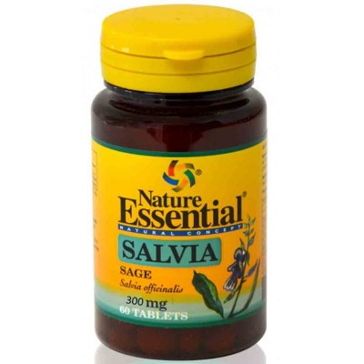 comprar Nature-Essential SALVIA 300 mg 60 TABLETAS Nature