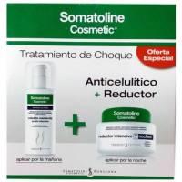 TRATAMIENTO DE CHOQUE SOMATOLINE 450 ML