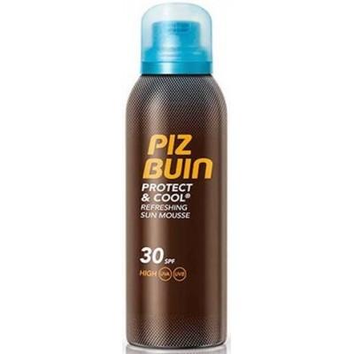 comprar PIZ-BUIN PROTECT & COOL MOUSSE SOLAR REFRESCANTE SPF30