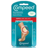 comprar COMPEED APOSITOS AMPOLLAS MEDIANAS 5 UNDS. COMPEED