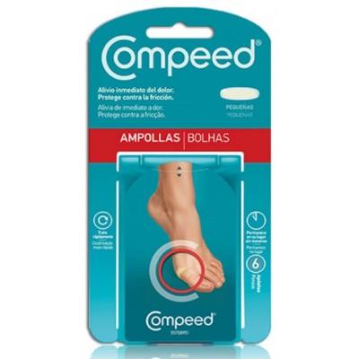 comprar COMPEED APOSITOS AMPOLLAS PEQUEÑAS 6 UNDS. COMPEED