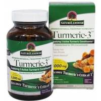 comprar Nature´s Answer CURCUMA-TURMERIC-3 5.000MG 90 CAPSULAS