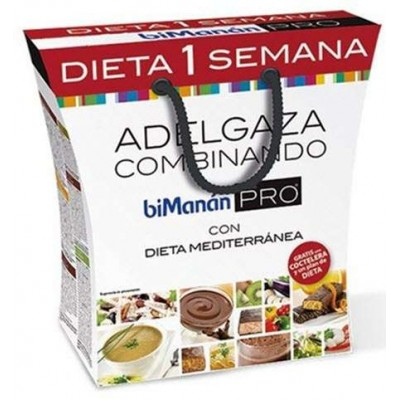 comprar Bimanan Pro Dieta 1 semana