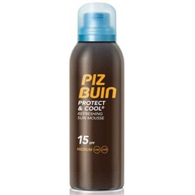comprar PIZ-BUIN PROTECT & COOL MOUSSE SOLAR REFRESCANTE SPF15