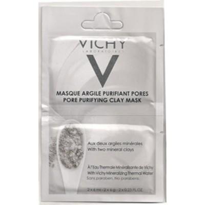 comprar Vichy MASCARILLA DE ARCILLA PURIFICANTE 2 X 6 ML VICHY