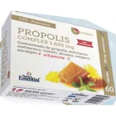 comprar Nature-Essential PROPOLIS COMPLEX 1600MG 60 CAPSULAS