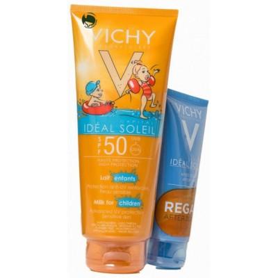 comprar Vichy VICHY IDEAL SOLEIL LECHE SOLAR NIÑOS SPF 50 +