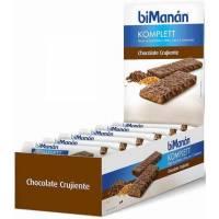 BIMANAN KOMPLETT 24 U. BARRITAS CHOCOLATE CRUJIENTE