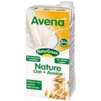 comprar NATURGREEN BEBIDA DE AVENA 1L BIO NATURAL SIN AZUCAR