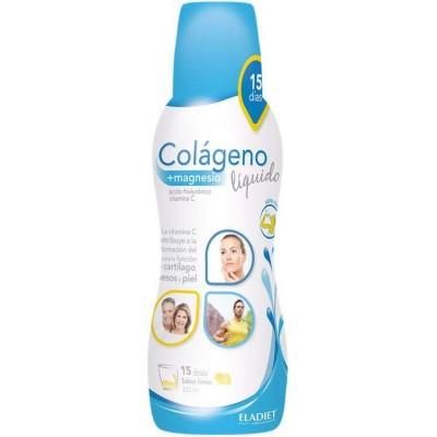 comprar ELADIET COLAGENO MAGNESIO BEBIBLE 450 ML ELADIET