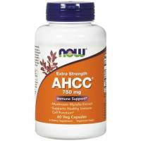 comprar NOW-FOODS AHCC 750MG 60 CAPSULAS NOW
